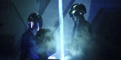 Possibles fuites autour du nouvel album de Daft Punk