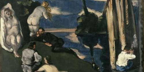 L'Italie rêvée de Cézanne au Musée Marmottan-Monet