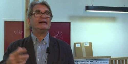 Richard Copans, cinéaste: «Inversons pour un temps la chronologie des médias»