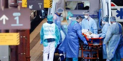 Plus de 40 000 cas de Covid-19 en France, selon les médecins généralistes