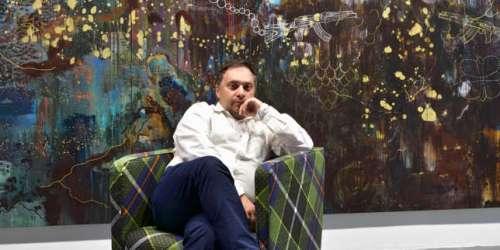 Christophe Gaillard, un marchand d'art flexible