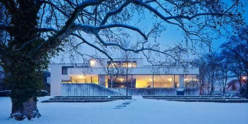 Voyage immobile avec l'architecte Pascale Richter à la villa Tugendhat, en République tchèque