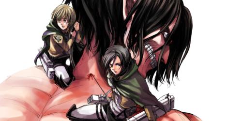 «L'Attaque des Titans»: le manga gagnant duconfinement