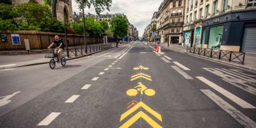 Coronavirus en direct: legouvernement annonce untriplement du budget du plan vélo