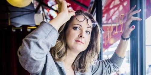 Charline Vanhoenacker: «L'humour est un réflexe de survie»