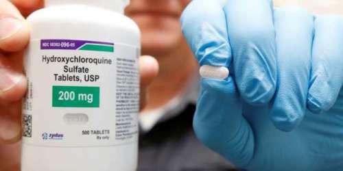Covid-19: l'hydroxychloroquine n'a «pas d'effet bénéfique», selon l'essai clinique Recovery