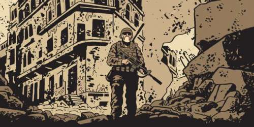 L'Amérique d'aujourd'hui, le Japon médiéval, Coluche… Sept bandes dessinées à dévorer