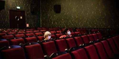 Le lent redémarrage des salles de cinéma