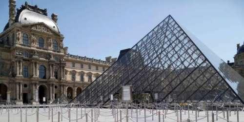 Le musée du Louvre rouvre, mais l'affluence est pour plus tard