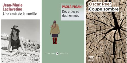Jean-Marie Laclavetine, Paoli Pigani, Oscar Peer: la chronique «poches» de Mathias Enard