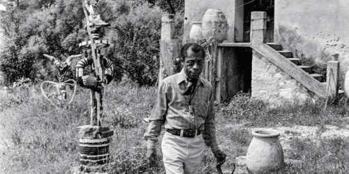 A Saint-Paul-de-Vence, l'«ancre» effacée de James Baldwin
