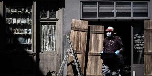 Moins de figurants, plus de masques: les séries françaises s'adaptent au coronavirus