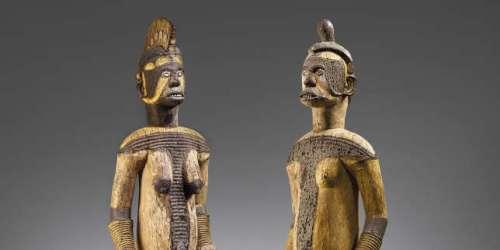 A Paris, vente controversée de statuettes nigérianes