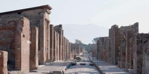 Quand Pompéi renaît de ses cendres au Grand Palais