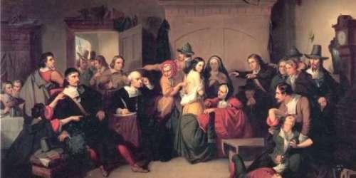 De la diabolisation des femmes aux bûchers de sorcières