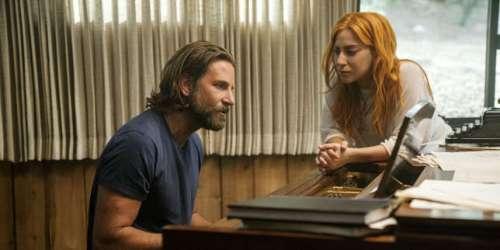 Dans «A Star Is Born», Bradley Cooper filme Lady Gaga sans fard