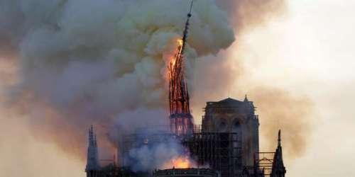 Notre-Dame de Paris: la flèche du consensus