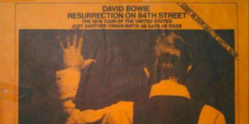 « Resurrection on 84th Street », de David Bowie : l'album qui m'a fait aimer… les pirates
