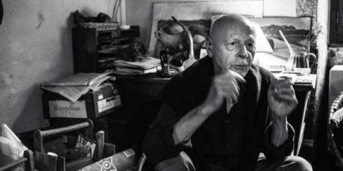 Pierre Michon: «Celui qui écrit ne doit pas être le même bonhomme que celui qui vous parle»