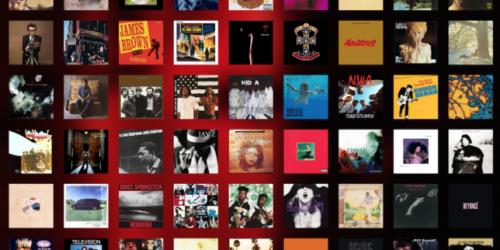 Avec son classement des «500 meilleurs albumsde tous les temps», le magazine «Rolling Stone» prend le virage de la diversité