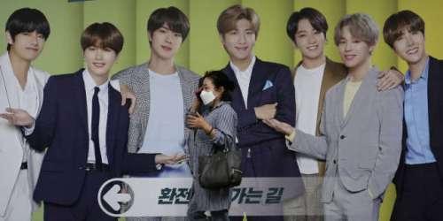 En une phrase, le boys band BTS provoque la colère des internautes chinois