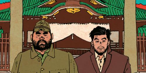 «Sengo», un manga sur l'amitié de deux soldats démobilisés dans un Tokyo d'après-guerre ravagé