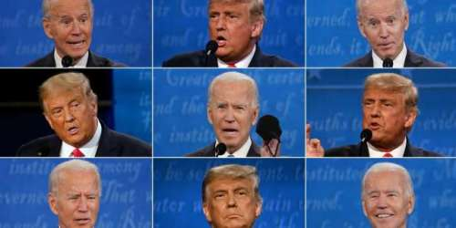 «Trump contre Biden», archéologie d'une confrontation, sur Arte