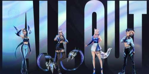 Aux origines de K/DA, le groupe de pop virtuel issu du jeu «League of Legends»