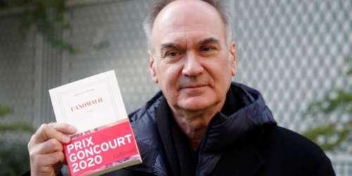 Hervé Le Tellier récompensé du prix Goncourt pour «L'Anomalie», roman à la fois grand public et littéraire
