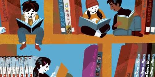 Livres : les enfants sont les seuls vrais rats de bibliothèque