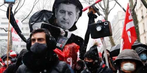 Nouvelles manifestations dans plusieurs villes de France contre la loi «sécurité globale»