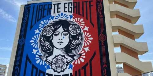 Obey fait lui-même pleurer sa «Marianne» parisienne
