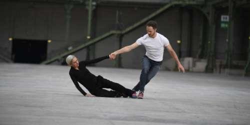 Sur France 5, le Grand Palais accueille, avant sa fermeture, les pas de deux de Boris Charmatz