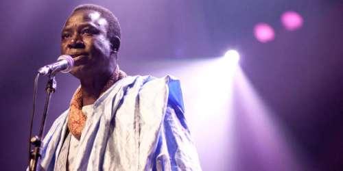 Le chanteur sénégalais Thione Seck est mort