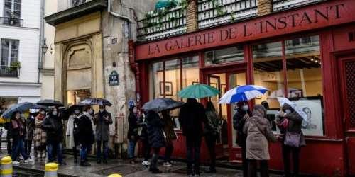 La colère des galeries d'art parisiennes, fermées dans le cadre des mesures sanitaires contre le Covid-19