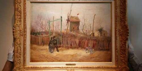 Un tableau de Van Gogh vendu 13millions d'euros après une «folle enchère» à Paris