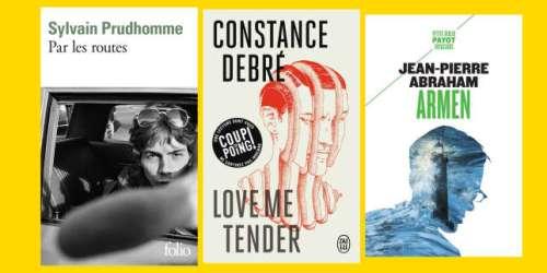 Sylvain Prudhomme, Constance Debré, Jean-Pierre Abraham: la chronique «poches» de Véronique Ovaldé