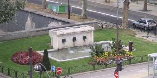 Quartier de Paris recherche deux fontaines disparues depuis sept ans : style Art Déco, 10 tonnes chacune