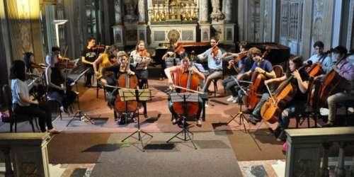 Musique: à Fontainebleau, Conservatoire américain, esprit français