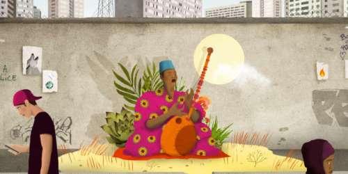 «Habitant de nulle part, originaire de partout», de Souleymane Diamanka: le feuilleton littéraire de Camille Laurens
