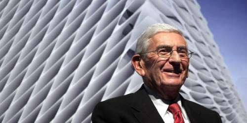 Le milliardaire et philanthrope américain Eli Broad, cofondateur du groupe immobilier Kaufman & Broad, est mort à 87ans