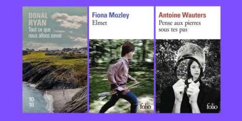 Donal Ryan, Fiona Mozley, Antoine Wauters: la chronique «poches» de Véronique Ovaldé