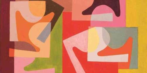 En images: au Centre Pompidou, les femmes dans l'histoire de l'abstraction