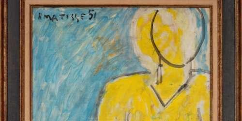 Le Musée des Beaux-Arts de Lyon s'offre la dernière huile sur toile de Matisse