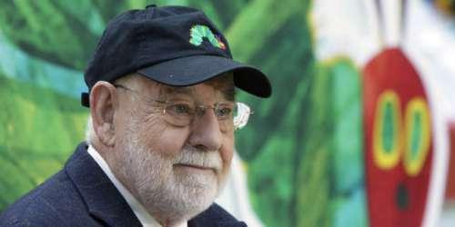 Eric Carle, auteur et illustrateur de «La chenille qui fait des trous», est mort à 91ans