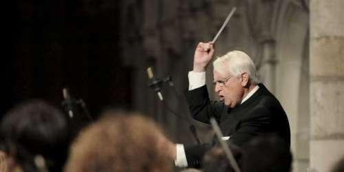 La mort de Cristobal Halffter, compositeur et chef d'orchestre espagnol
