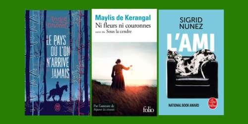 André Dhôtel, Maylis de Kerangal et Sigrid Nunez: la chronique «poches» de Véronique Ovaldé