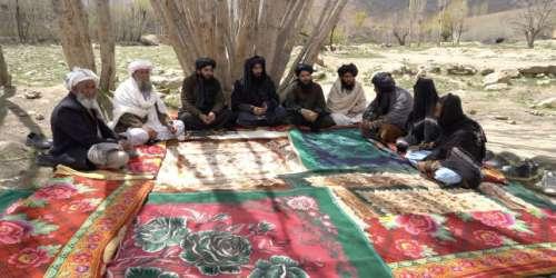 «Afghanistan: vivre en pays taliban», sur Arte: un village à l'heure islamique