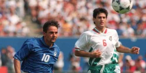 Roberto Baggio, star éternelle de l'Italie