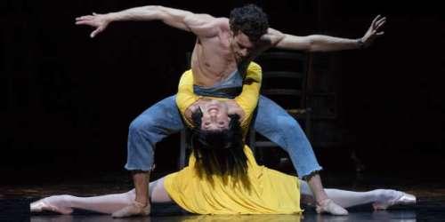 A l'Opéra de Paris, l'expressivité de Roland Petit saluée en trois ballets
